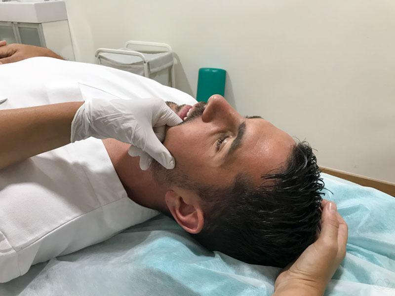 Ejercicios para dolor mandibular