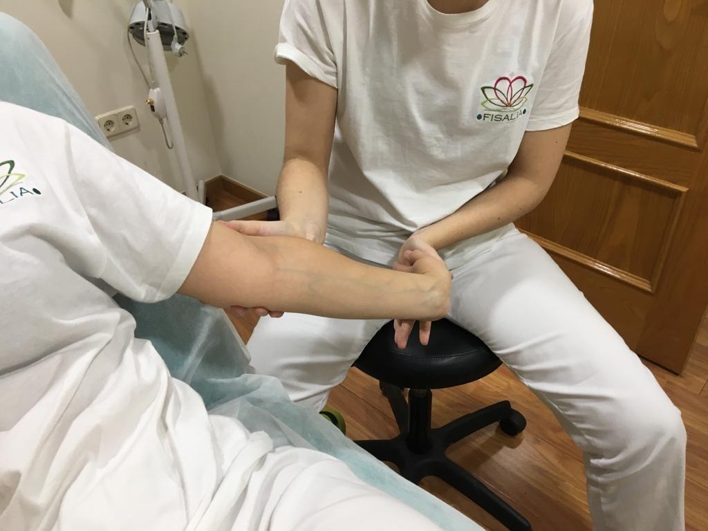 Estiramientos de la musculatura flexora
