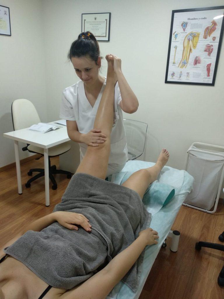 Neurodinamia en fisioterapia para el tratamiento del síndrome del Piramidal