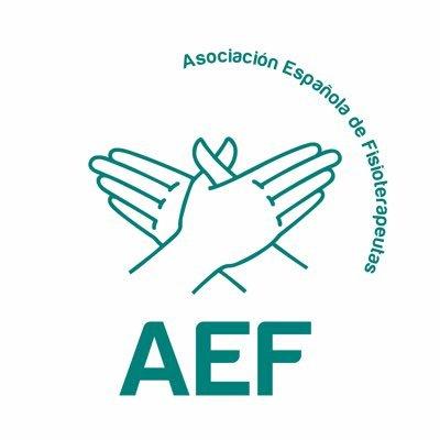 Logo de la Asociación Española de Fisioterapeutas