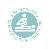 Logo del Día Mundial de la Fisioterapia