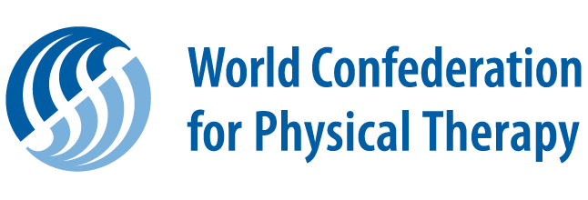 Logo del World Confederation for Physical Therapy