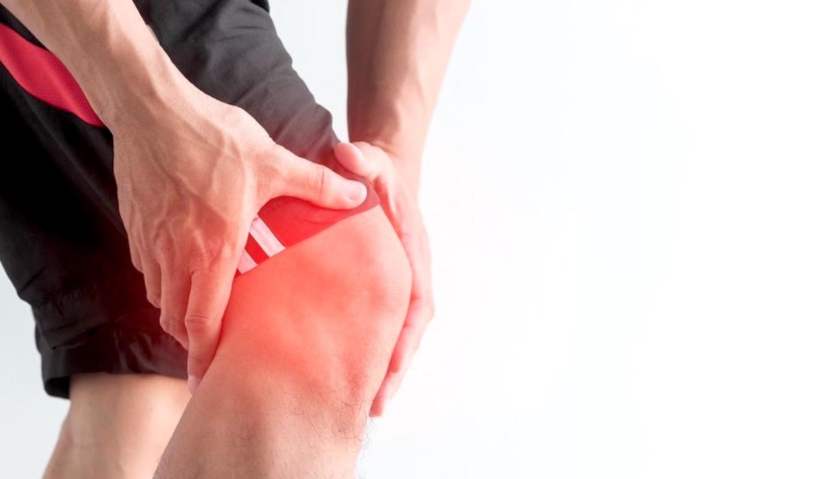 sintomas de torcedura de rodilla