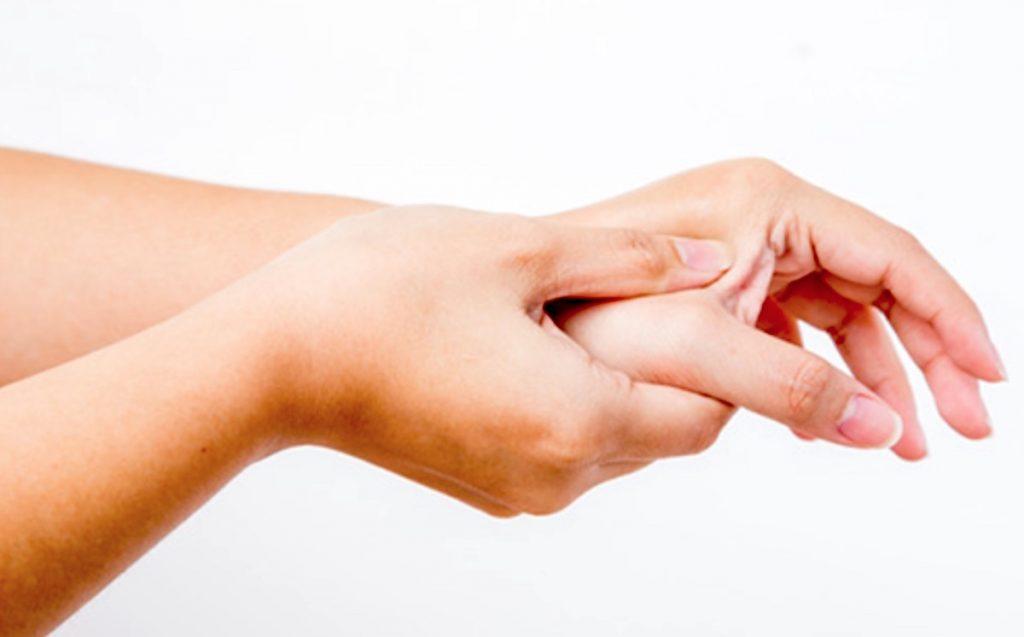 Artrosis del pulgar o rizartrosis