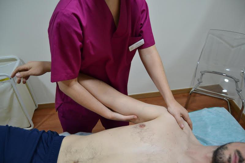 Rehabilitación hombro